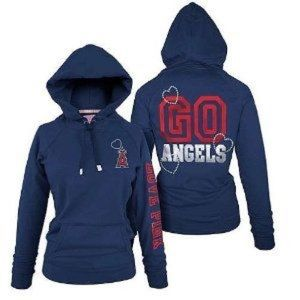Victoria's Secret Pink MLB Angels hoodie